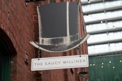 Saucy Milliner